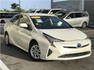 Prius-C / 2018 / Certificado, Toyota Puerto Rico
