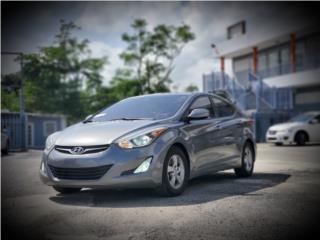 HYUNDAI ELANTRA 2016 BUENAS CONDICIONES , Hyundai Puerto Rico