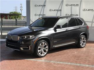 X-5 / EDrive / 2018 / Certificado , BMW Puerto Rico