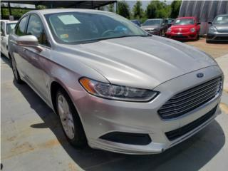 FORD FUSION, Ford Puerto Rico