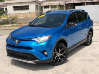 TOYOTA RAV-4 SE 2016 ¡ESPECTACULAR!, Toyota Puerto Rico