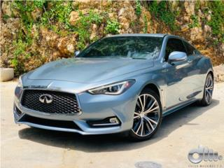 INFINITI Q60 || TURBO || LEATHER || CAMERA, Infiniti Puerto Rico