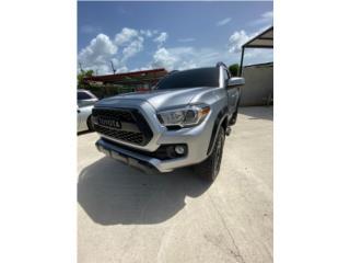 TACOMA OFF ROAD 2017 UNICO DUEÑO ORIGINAL, Toyota Puerto Rico