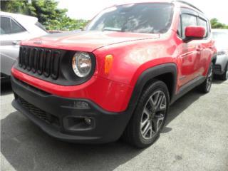 RENEGADE CON SUNROOF!, Jeep Puerto Rico