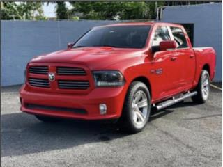 RAM 1500 AÑO 2015, RAM Puerto Rico