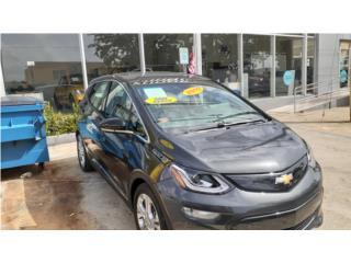 Chevrolet Bolt, Chevrolet Puerto Rico