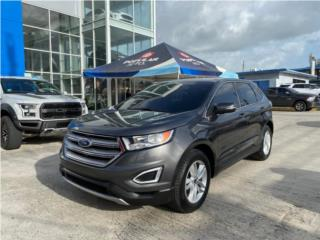 Ford Edge 2016 SEL EcoBoost, Ford Puerto Rico