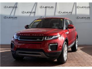 2016 Range Rover Evo | CERTIFICADA , LandRover Puerto Rico