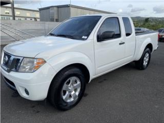 Nissan Frontier 2013 $13,495, Nissan Puerto Rico