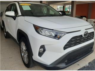 Toyota RAV4 XLE  2020, Toyota Puerto Rico