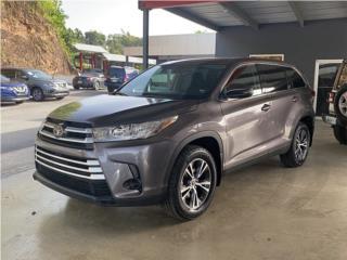 2019 Toyota Highlander, Toyota Puerto Rico