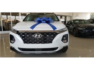 2020 Hyundai Santa Fe Limited, Hyundai Puerto Rico