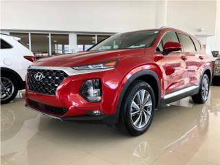 2020 Hyundai Santa Fe SEL Plus, Hyundai Puerto Rico