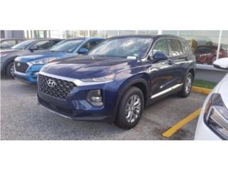 2020 Hyundai Santa Fe SE, Hyundai Puerto Rico