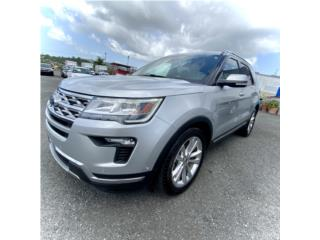 2018 Limited Garantía De Fábrica , Ford Puerto Rico