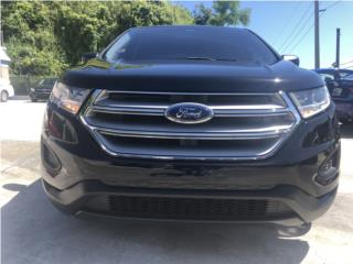 Ford Edge 2016, Ford Puerto Rico