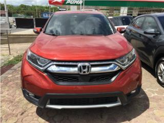 2017 HONDA CRV-EX, Honda Puerto Rico