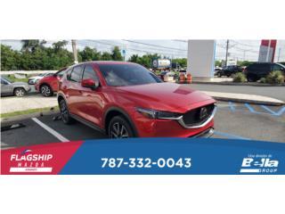 MAZDA CX5 GT 2017 *COMO NUEVO, Mazda Puerto Rico