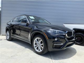 X6 16' | 17k millas | Oportunidad!! , BMW Puerto Rico