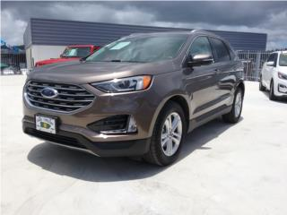 FORD EDGE SEL 2019, Ford Puerto Rico