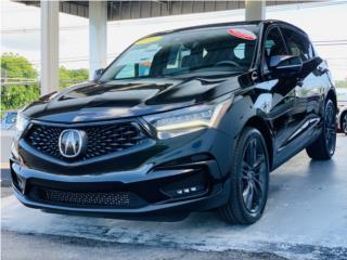 — 2019 ACURA RDX A-SPEC AWD —, Acura Puerto Rico