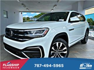 VOLKSWAGEN ATLAS SEL R-LINE V6 2021, Volkswagen Puerto Rico