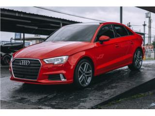 2018 Audi A3 Sedan, Audi Puerto Rico
