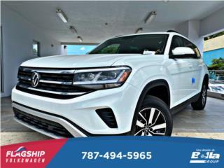 VOLKSWAGEN ATLAS SE 2021, Volkswagen Puerto Rico