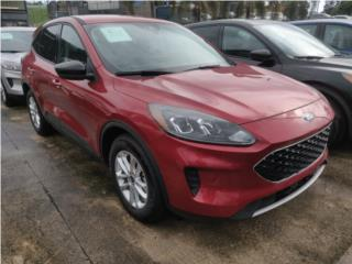 Ford Escape 2020 Ruby Red, Ford Puerto Rico