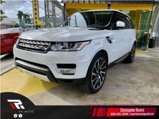 Range Rover Sport Supercharged 2014/Importada, LandRover Puerto Rico