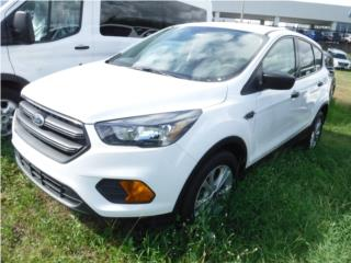 ESCAPE INMACULADA! PRE-OWNED, Ford Puerto Rico