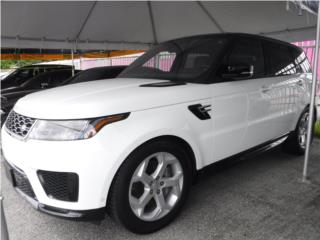 RANGE ROVER SPORT HSE PRE-OWNED, LandRover Puerto Rico