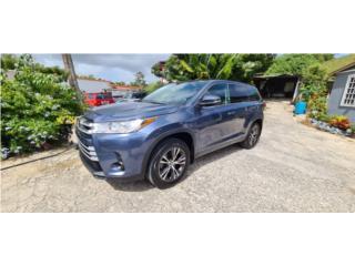 2019 HIGHLANDER 4 cil , Toyota Puerto Rico