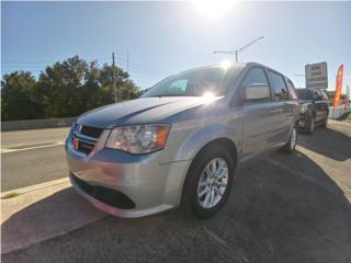 Caravan 2013, Dodge Puerto Rico