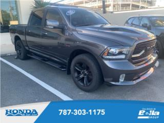 RAM 1500 2018 4X4  BLACK TOP EDITION!, RAM Puerto Rico