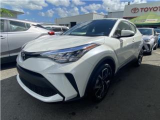 TOYOTA CHR 2020 GARANTÍA X VIDA, Toyota Puerto Rico