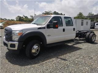 Ford F550 Chasis 4 ptas 4x4 2013, Ford Puerto Rico