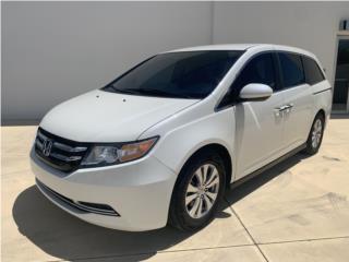 HONDA ODYSSEY 2016 SOLO $26900, Honda Puerto Rico