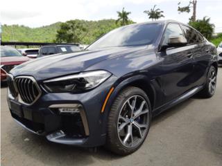 X6, M50i, BMW Puerto Rico