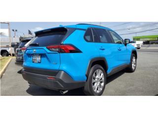 Espectacular Rav4 XLE 2019  , Toyota Puerto Rico
