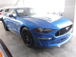 MUSTANG GT 5.0 , Ford Puerto Rico