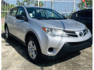 TOYOTA RAV4 2015 54k MILLAS!!!!, Toyota Puerto Rico