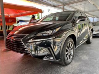 Garantía/Sensores/CarFax/Cámara/Red Interiors, Lexus Puerto Rico
