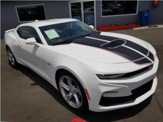 Chevrolet CAMARO SS 2020 IMPRECIONANTE !! *JJ, Chevrolet Puerto Rico