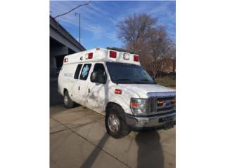 ambulancias 2013 ford gasolina mc coy miller , Ford Puerto Rico