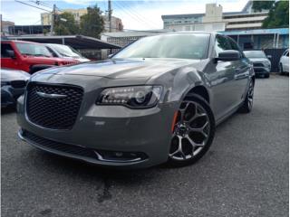 300S 2019/GARANTIA/CARFAX/CUERO, Chrysler Puerto Rico