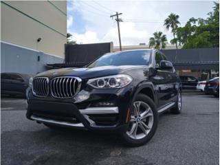 BMW X3 XDRIVE/CARFAX/IMPORTADA/GARANTIA, BMW Puerto Rico