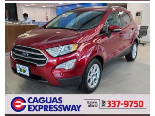 Ecosport 2020 , Ford Puerto Rico