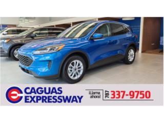 FORD ESCAPE SE 2020 , Ford Puerto Rico