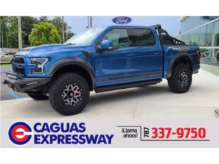 FORD RAPTOR SHELBY 2019 MOTOR ECOBOOST 522HP, Ford Puerto Rico
